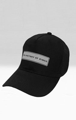 The History Of Kings Trucker Cap