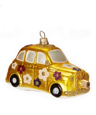 "5"" Flower Power Taxi"