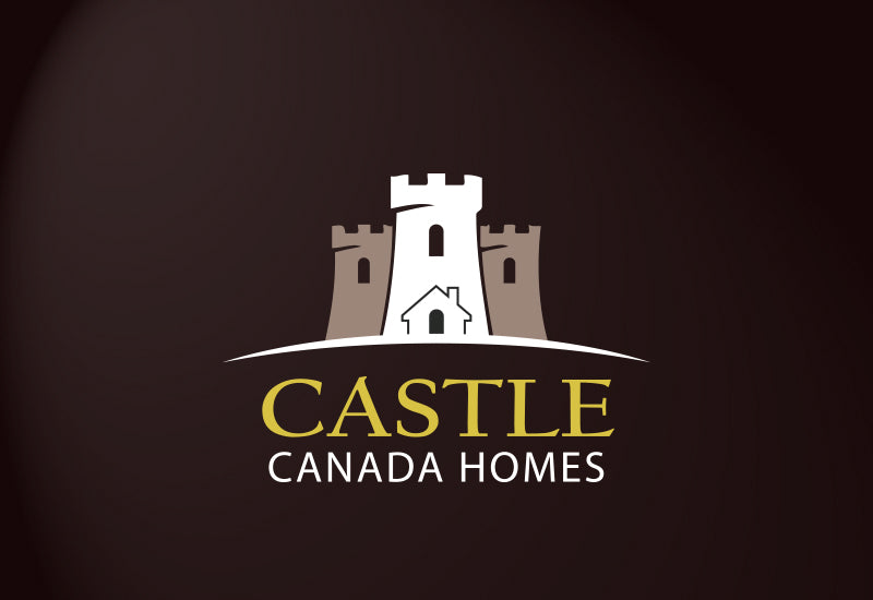 Fino Print-Logo Design-Castle Canada Homes