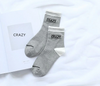 Vintage Art Low Thin Socks