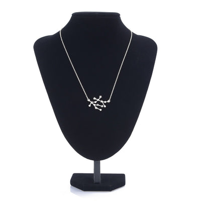 Gemini Zodiac Sign Necklace