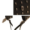 Skull Leather Wallet