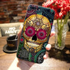 Skull Art iPhone Case
