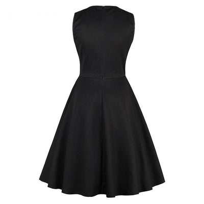 Gothic Moon A-line Dress