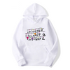 """RUN"" String Lights Hoodie"
