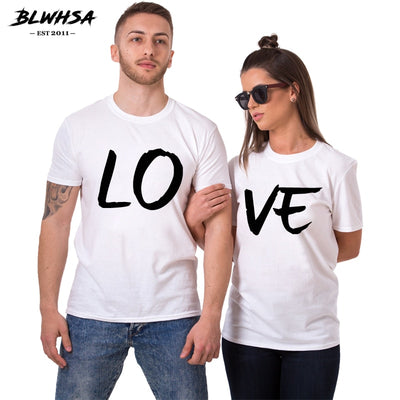 Lover Couple T-shirt