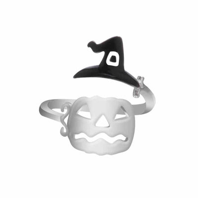 Witch Re-sizable Ring