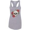 Romantic Skull Tank Top