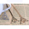 Free - The Deathly Hallows Ace Necklace