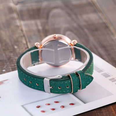Rhinestone Starry Sky Watch