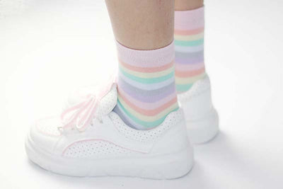 Youth Rainbow Socks