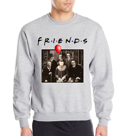 Horror Friends Pullover