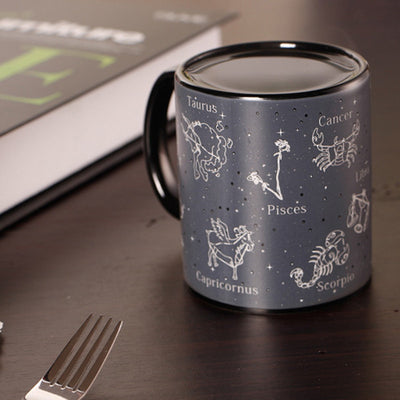 Magical Zodiac Heat Reactive Mug