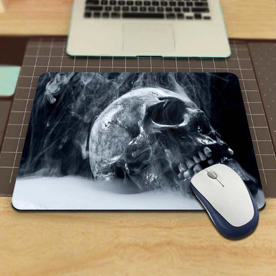 Skull Mouse Pad