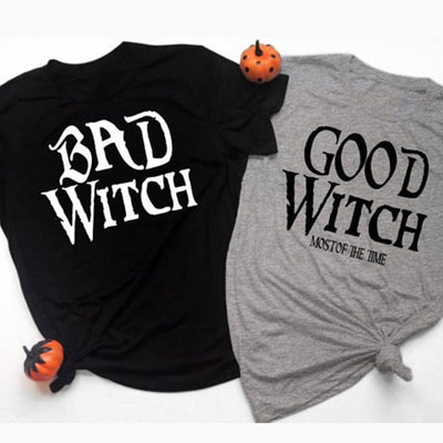 Bad/Good Witch T-shirt