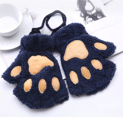 Free - Cat Gloves