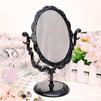 Black Butterfly Rotatable Gothic Mirror
