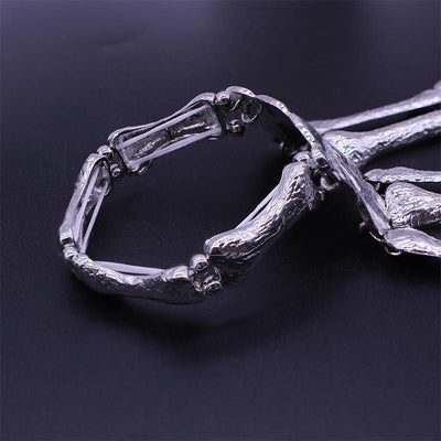 Skeleton Bone Hand Bracelet