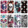 Rose Skull iPhone Samsung Case