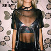 Holographic Mesh Top