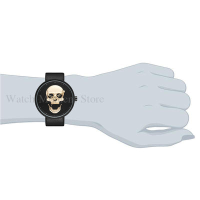 Skull Steampunk Engraved Watch
