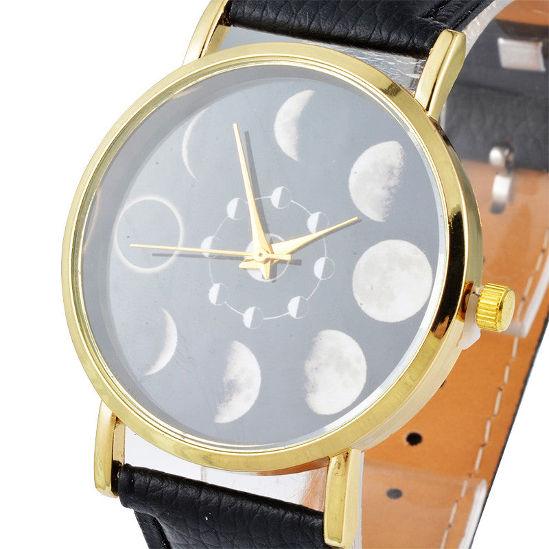 date moonphase wristwatches farfo phase zodiac vintage wach lunar watch com watches automatic triple