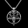 Free - Vintage Pentagram Necklace