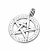 Mythical Pentagram Necklace
