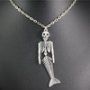 Free - Mermaid Skeleton Necklace