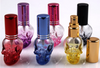 8ml Skull Refillable Perfume Glass Bottle