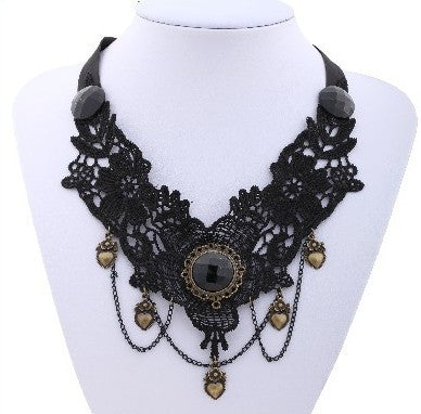 Free - Gothic Choker Necklace