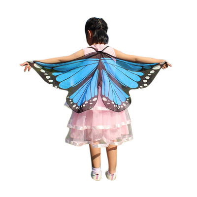 Butterfly Wing Kid Costume