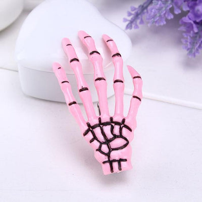 Hand Skeleton Hairpin