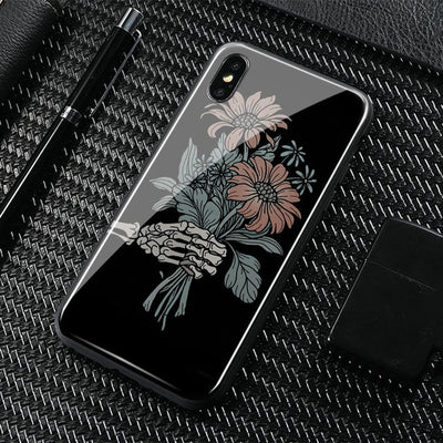 Witch Moon Tarot iPhone Case