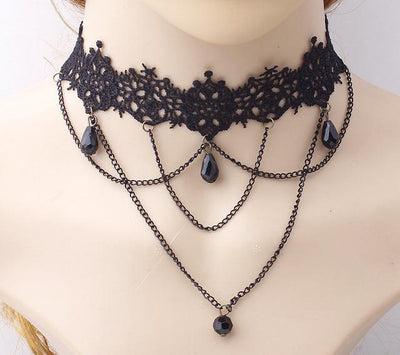 Gothic Choker Necklace