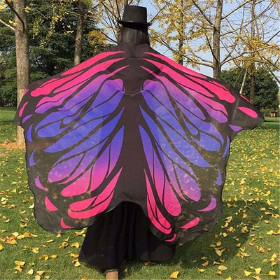 Butterfly Wing Cape