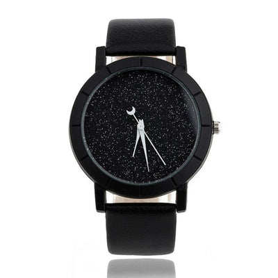 Free - Sequins Starry Moon Watch