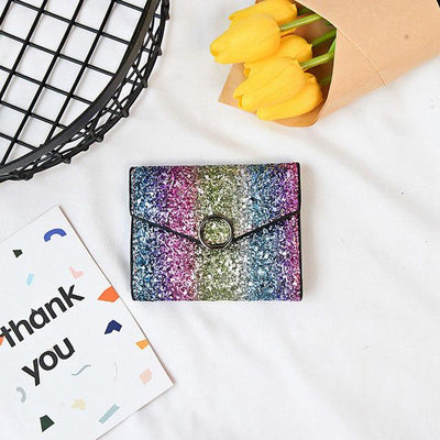 Sequins Women Purse