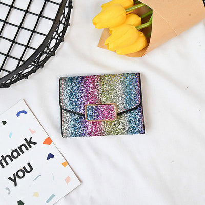 Free - Sequins Women Purse