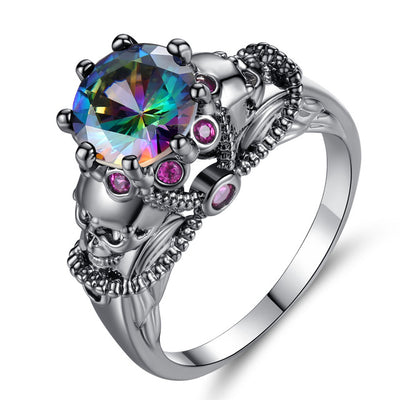 Mythical Skull Ring