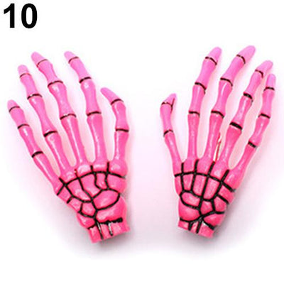 Free - Skeleton Hand Hairpin