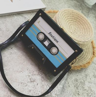 Retro Tape Handbag