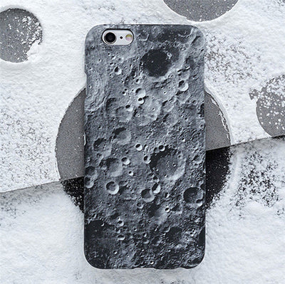 Stars Moon Space Constellation iPhone Case