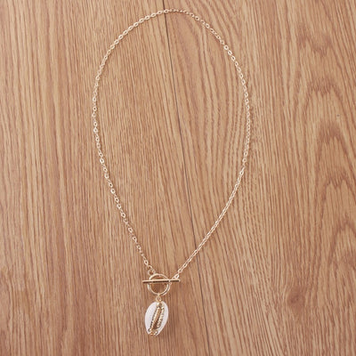 Natural Seashell Necklace