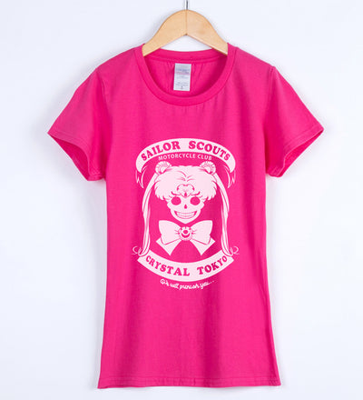 Gothic Sailor Moon T-shirt