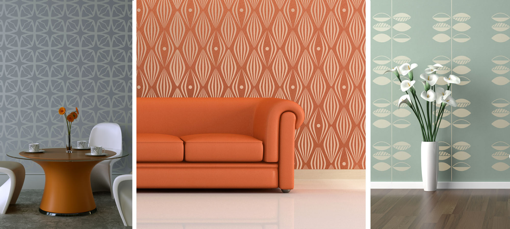 Stencil up decorative wall stencils amipublicfo Image collections