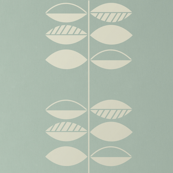 LEAF & STEM Wall Stencil - Stencil Up