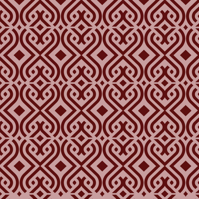safi craft stencil seamless repeating pattern