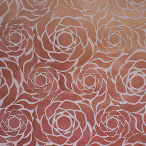 rose wall design