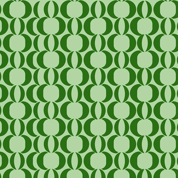 retro link repeating pattern